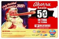 Dormimundo, Matratzen, Weihnachten, Angebot, Luege, Pinocchio, Weinachtsmann, Mexiko, Bett, Bettenhaus