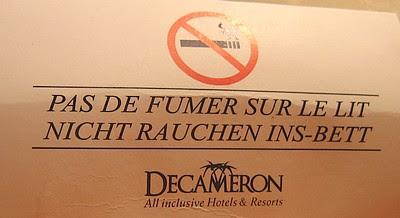 Deutschkurs Mexiko, Atlantik, Guayabitos, Hotel Los Cocos, Decameron
