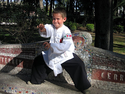 Tigre Negro, Kung Fu, Aguascalientes, México, Uniforme