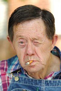 Tom Arrington der wahrscheinlich älteste Mensch der Geschichte mit Down Syndrom starb am Mittwoch mit 73 Jahren englisch, USA, Down Syndrome, Down Syndrom, englisch, Trisomie 21,