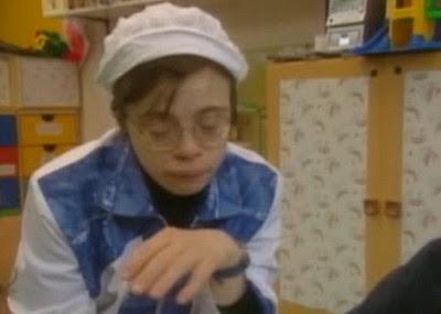 Alessandra Fatuzzi - Darf eine junge Frau mit Down-Syndrom (mit-)verantwortlich, Arbeit Beruf Schule Ausbildung, Behinderung Handicap, Down Syndrom, Extrachromosom, Integration integrativ, Italien, Politik Gesetz Recht, Trisomie 21, Video,