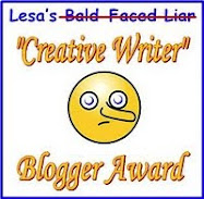 Creative Writer Blogger Award, 2010