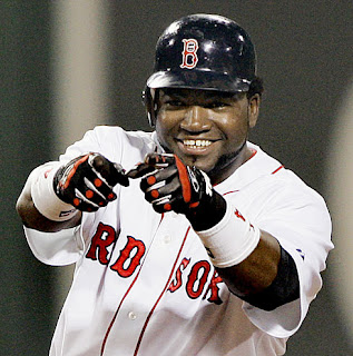 Even when you hit homers against my team, I can't stay mad at you, Big Papi.