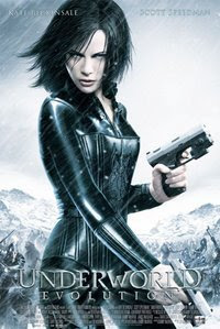 Underworld 2 in Movie Poster