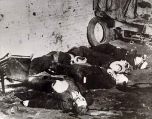 St. Valentine's Day Massacre: Al Capone