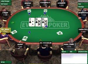 Poker ou pocker
