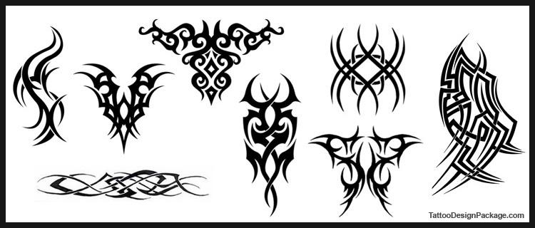 Small Tribal Tattoo Designs