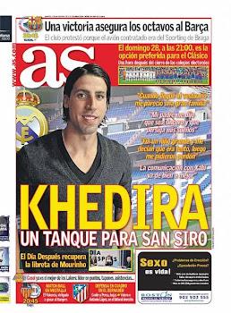 Khedira 'Top'