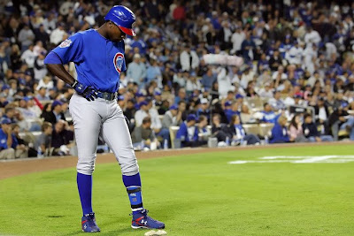 Alfonso Soriano is Still Recovering