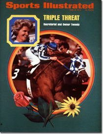 VA-BRED TRIPLE CROWN WINNER SECRETARIAT