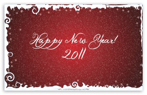Happy New Year 2011 Wallpapers | New Year 2011 Greetings Cards | 2011 New