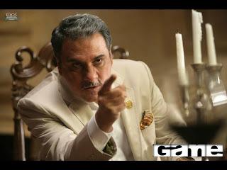 Boman Irani in Hindi Film Game