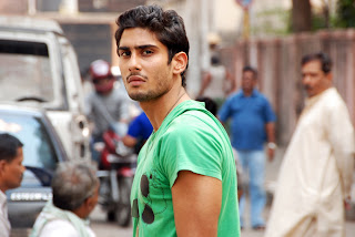 Prateik Babbar in dhobi ghat