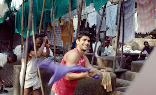 Prateik Babbar in dhobi ghat movie