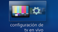 Como ver de Television en vivo en Windows Media Center