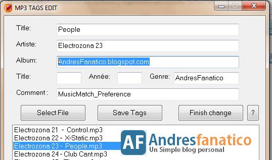 Como Editar Facilmente Las Etiquetas MP3 Gratis descargar