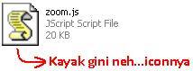 icon JS