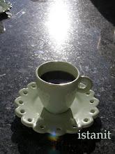 le bon goût du café...