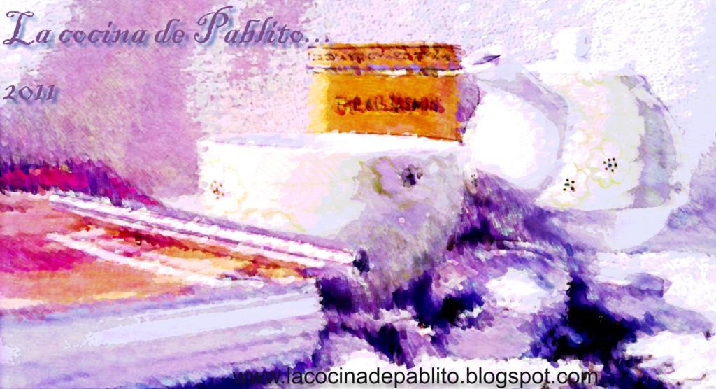 La cocina de Pablito