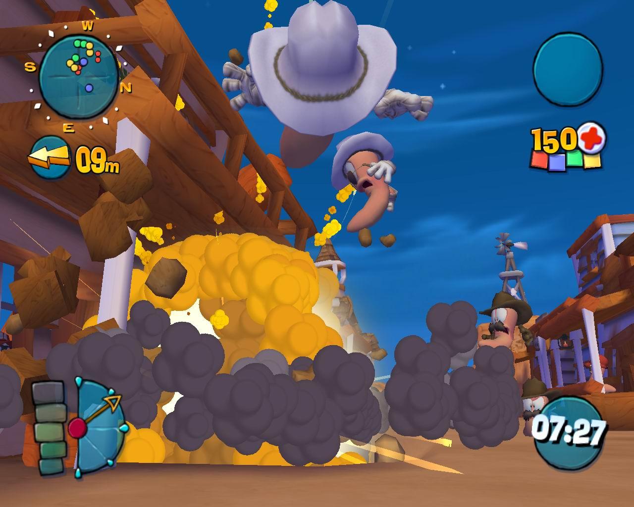 Worms 4 Mayhem 3