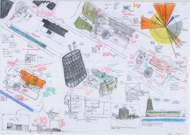 Design development sheets 1 5 barrovian architecture for Design development architecture