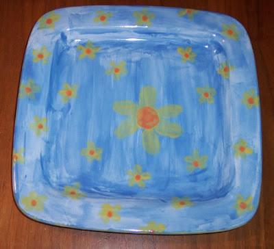 Lisa's platter