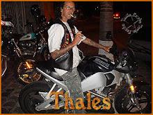 Thales - gurú, xamã, amigo!