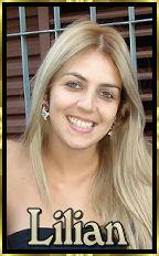 Lilian - filha de Léa Rodrigues.
