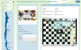 """Mi proyecto """"Matemática Interactiva"""" Incorporado Catalogo Experiencias Enlaces"""