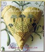 SAL cesta de claveles
