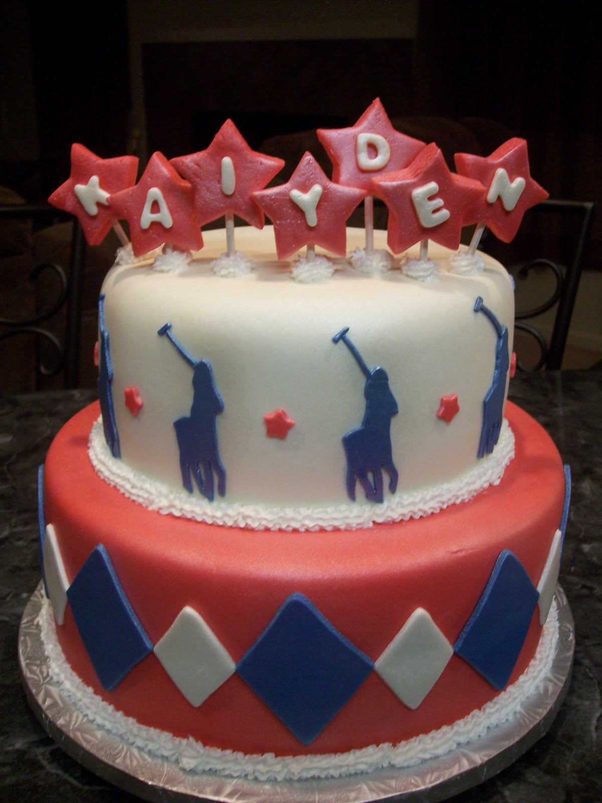 polo cake images