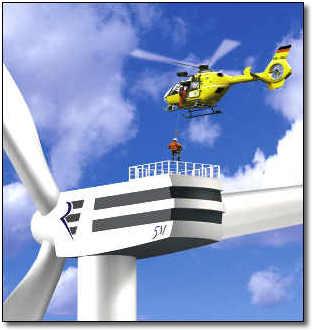 REpower USA supplies 9 of its 2 MW wind turbines for Michigan wind
