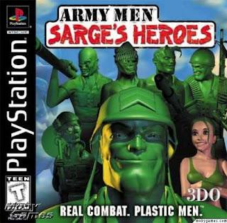 Army Men Sarge Heroes