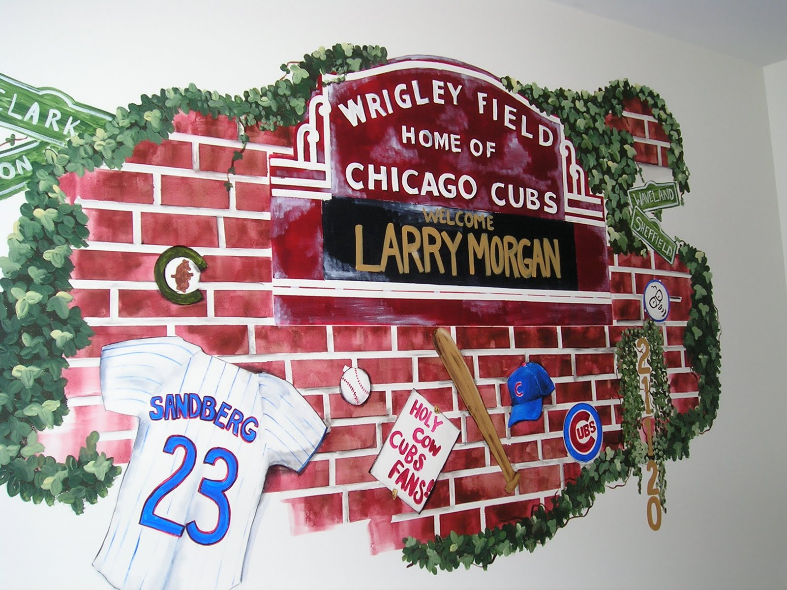 Wrigley field wall mural image collections home wall decoration wrigley field wall mural home design boyu0027s room murals abstract wrigley field photo amipublicfo image collections amipublicfo Gallery