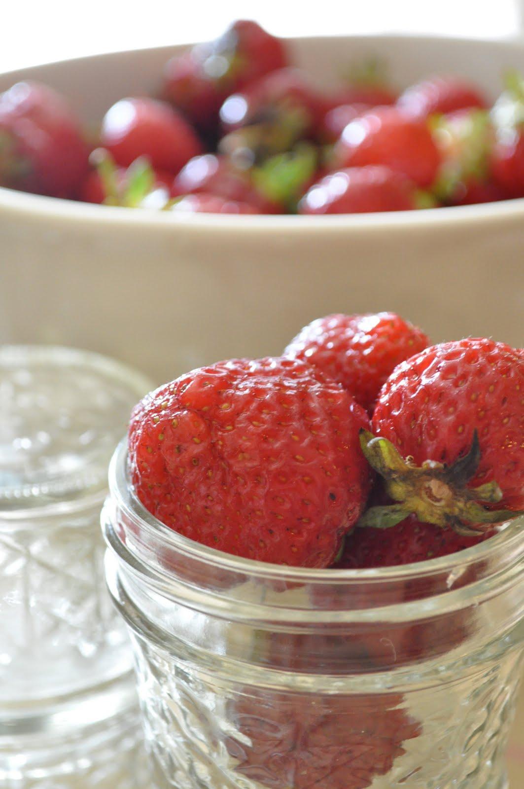 Sweet strawberry syrup summer... - Jennifer Rizzo