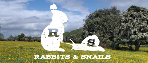 rabbits and snails