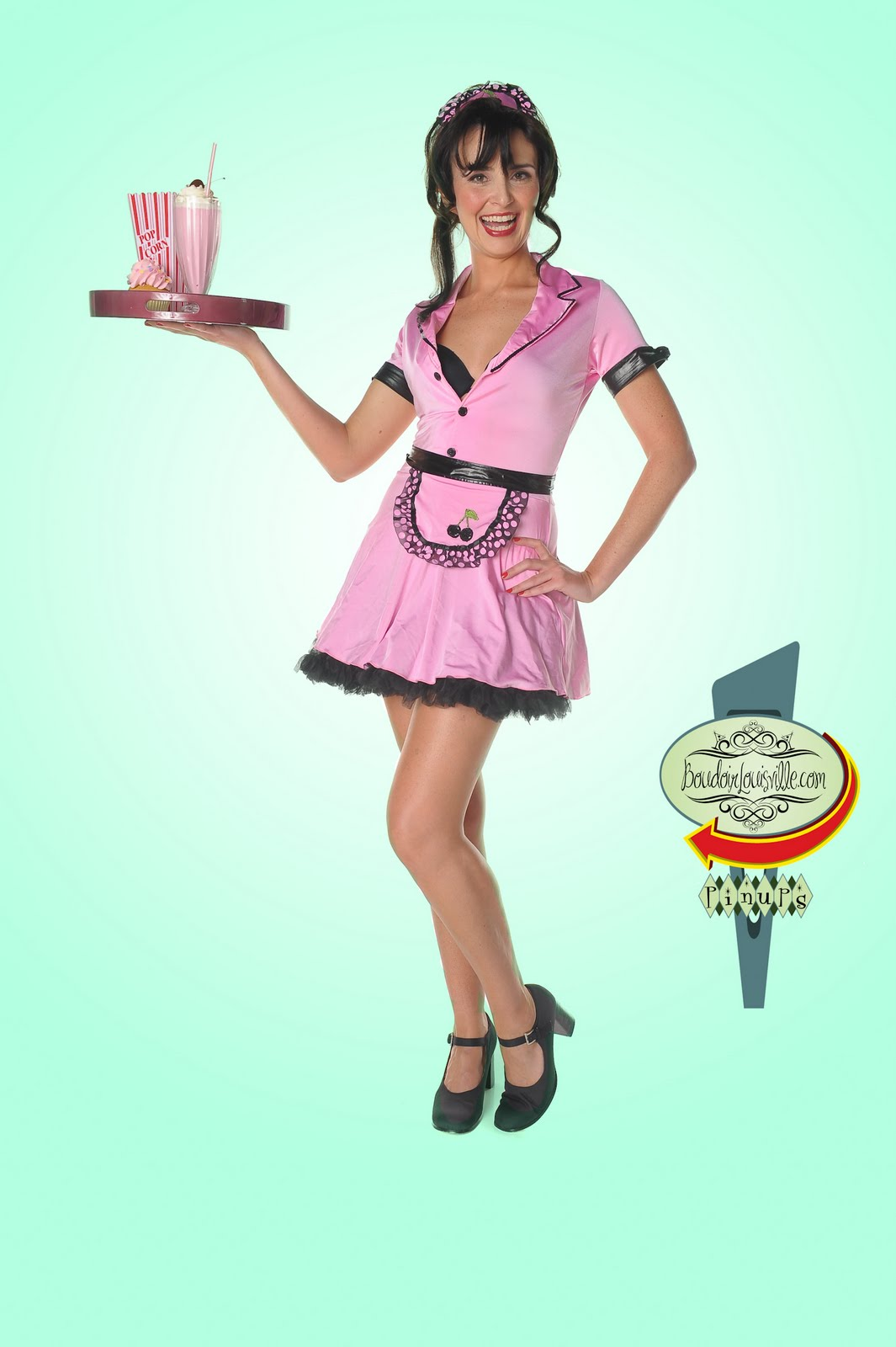 own Pinup photo shoot,