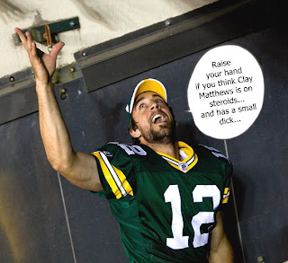 Charming packers suck comments