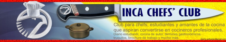 INCA Chefs club