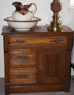 Wash Stand Built by William Albert Downey