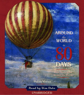 Download Free ebooks Around the World in 80 Days, by Jules Verne