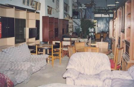 asociaciones recogida venta muebles segunda mano andromeda