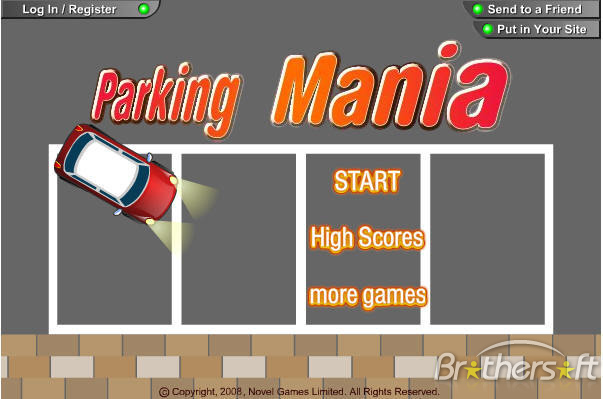 mania parking