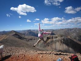 Redcloud Peak - 14,034 feet