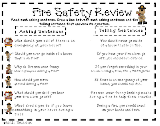 math worksheet : fire safety worksheets for 4th 6th grade  education world fire  : Safety Worksheets For Kindergarten