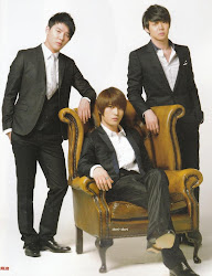 3hree Voices / JYJ