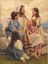 Cristo con los ni~os