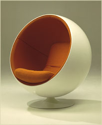 Beau A Variation Of The Egg, The Ball Chair By Eero Aarnio 1966