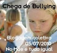 blogagem coletiva contra o bullying