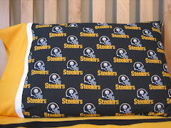 Pittsburgh Steelers Pillowcase